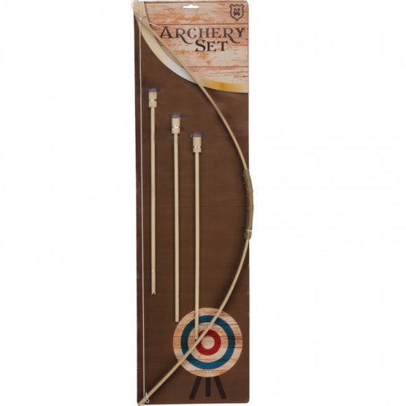 Archery Set Wooden with Target