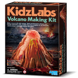KidzLabs Volcano Making STEM by 4M Science Kit