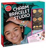 Klutz Charm Bracelet Studio Book and Craft Kit