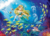 100pc Jigsaw Puzzle Ravensburger Little Mermaid