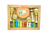 Musical Instrument Set Bee 7pieces