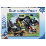 200pc Jigsaw Puzzle Ravensburger Power Vehicles