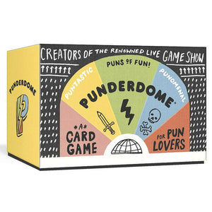 Punderdome Card Game
