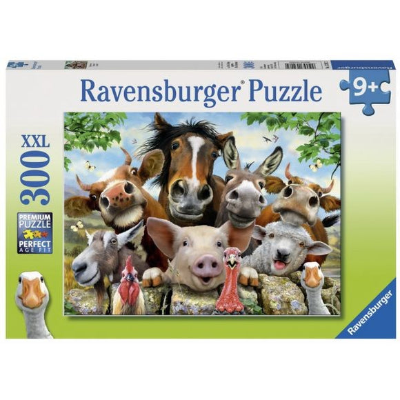 300pc Jigsaw Puzzle Ravensburger Say Cheese