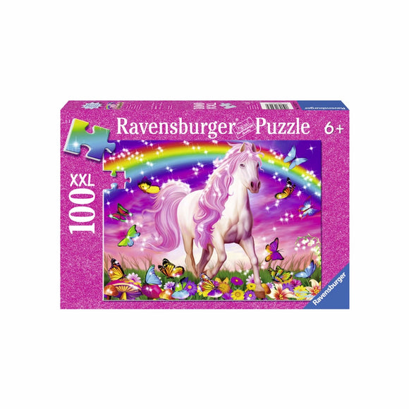 100pc Jigsaw Puzzle Ravensburger Horse Dream Glitter