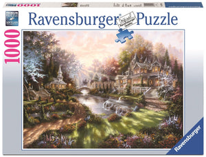 1000pc Jigsaw Puzzle Ravensburger In The Morning Light