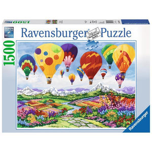 1500pc Jigsaw Puzzle Ravensburger Spring Is In The Air
