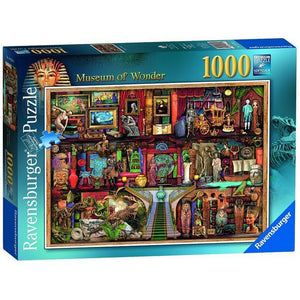 1000pc Jigsaw Puzzle Ravensburger Museum Of Wonder