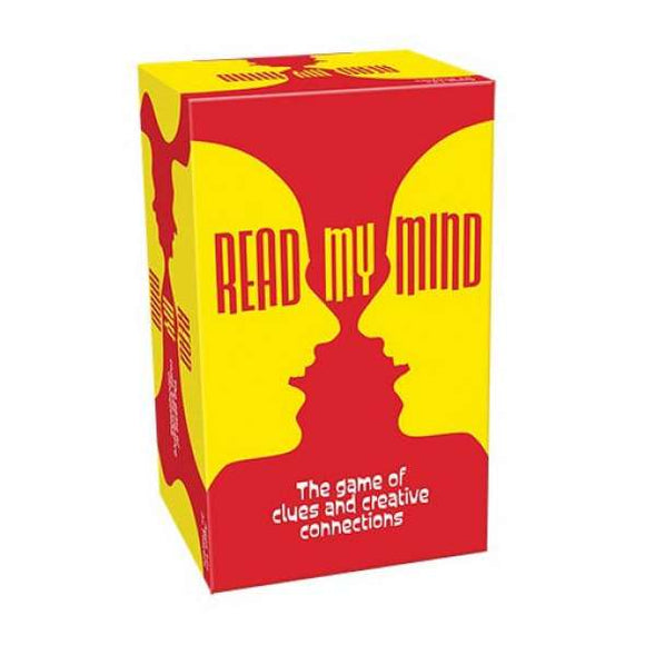Read My Mind Party Card Game