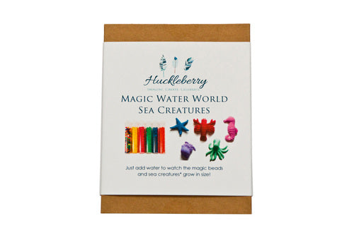 Water Marbles And Growing Under The Sea Creatures Sensory Activity Kit