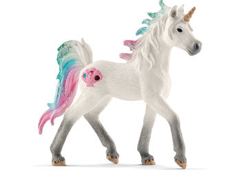 Sea Unicorn Foal Schleich Figurine