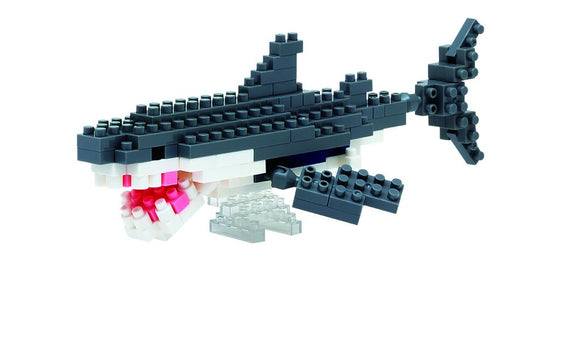 Nano Block Shark Great White