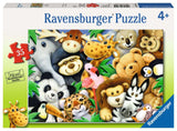 35pc Jigsaw Puzzle Ravensburger Softies Puzzle