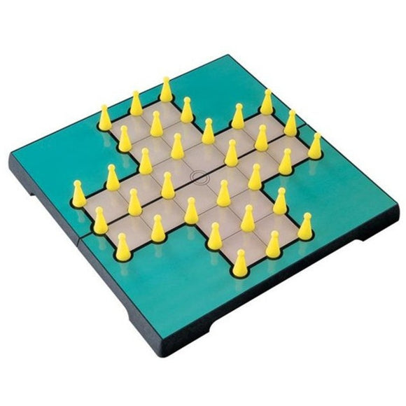 Magnetic Mini Game Solitaire 7inch