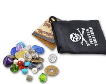 Pirates Treasure Bag