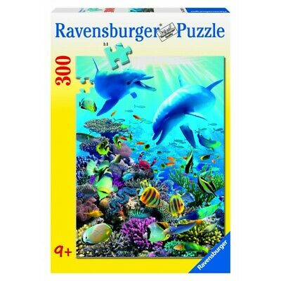 300pc Jigsaw Puzzle Ravensburger Underwater Adventure