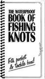 Waterproof Book Of Fishing Knots Plastic Coated Ring-Binded Hardcover Book