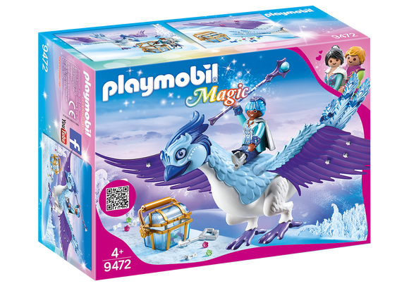 Playmobil Magic Winter Phoenix Set