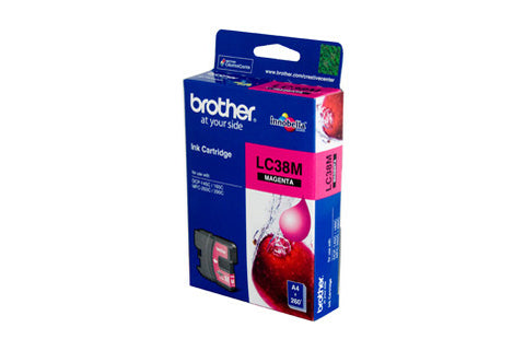 Brother LC38 Magenta Ink Cartridge