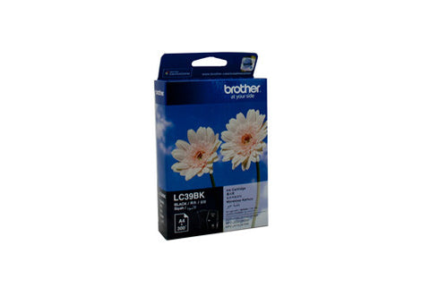 Brother LC39 Black Ink Cartridge
