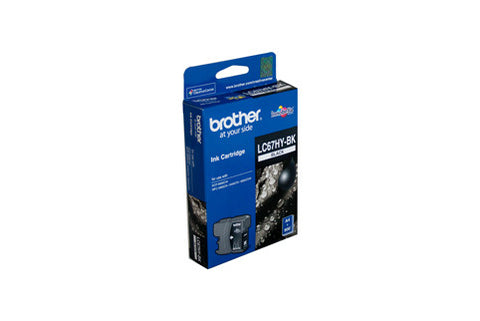 Brother LC67 Black HY Ink Cartridge