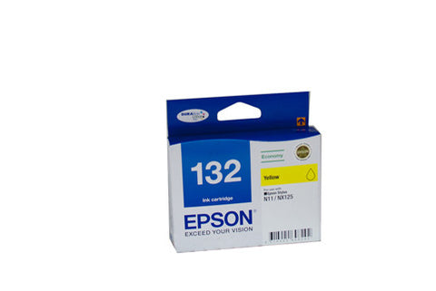 Epson 132 Yellow Ink Cartridge