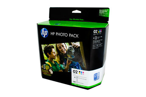 HP #02 Photo Value Pack