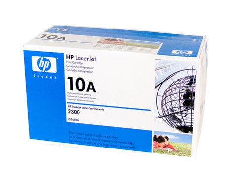 HP #10A Black Toner Q2610A