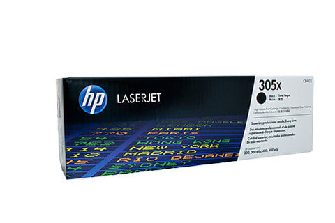 HP 305 X Black Toner CE410X