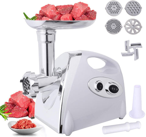 Meat Grinder Electric Machine 4-in-1 2800W