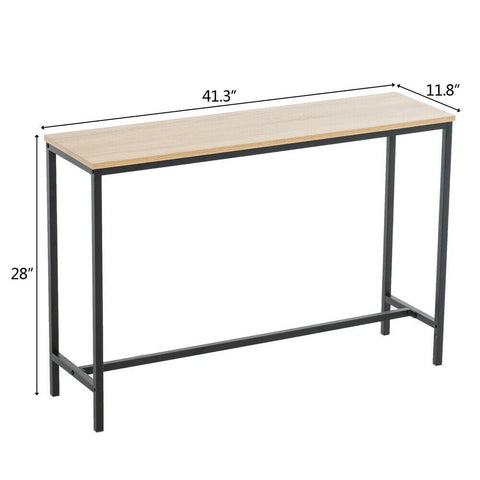 Console Table Wooden