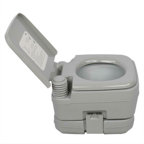 Outdoor Camping Toilet Portable 10L