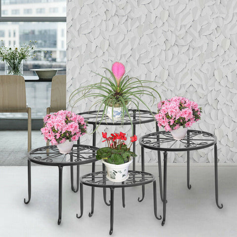 Plant Stand Metal 4 in 1 Indoor and Outdoor