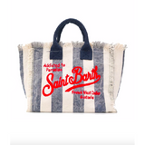 Addicted To Saint Barth Canvas Tote Bag