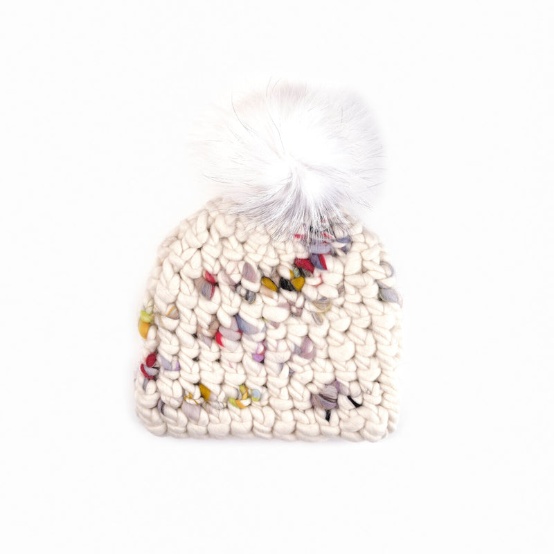 Twombly Wool Beanie by Mischa Lampert