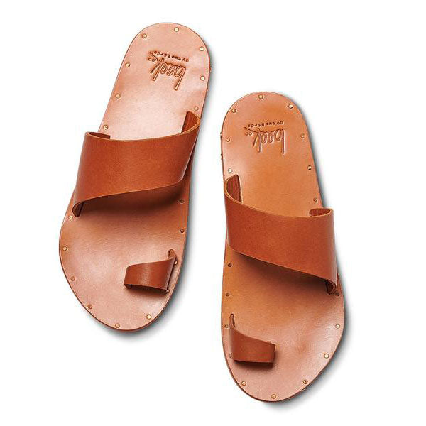 Finch Leather Sandle by Beek