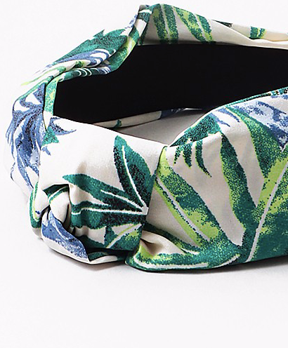 Palm Leaf Headband SALE