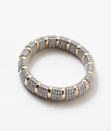 Silver and Gold Bangle SALE