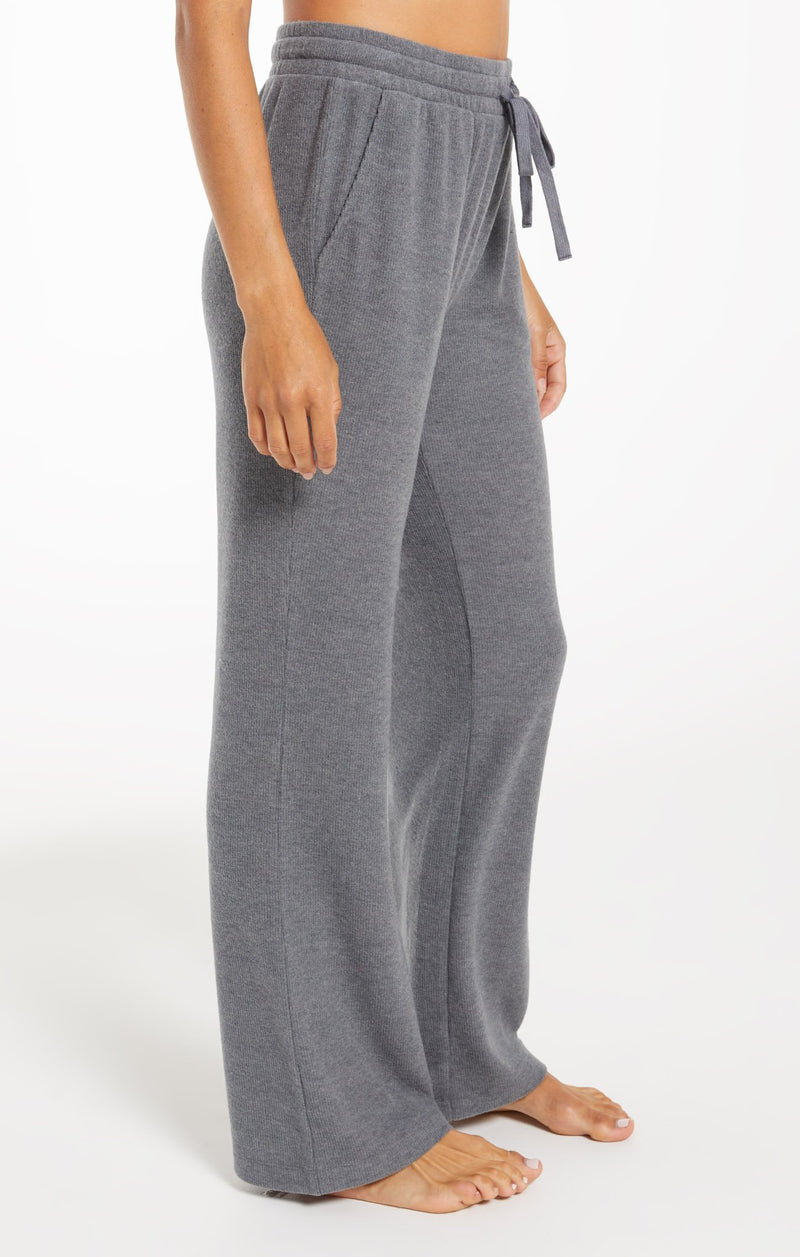 Go With The Flow Rib Pant by Z Supply