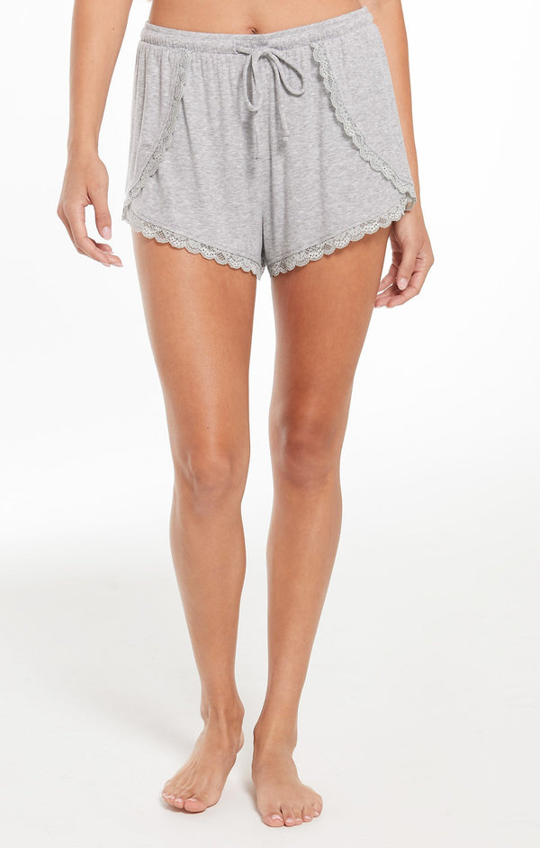 Only Love Lounge Pajama Short by Z Supply Sale