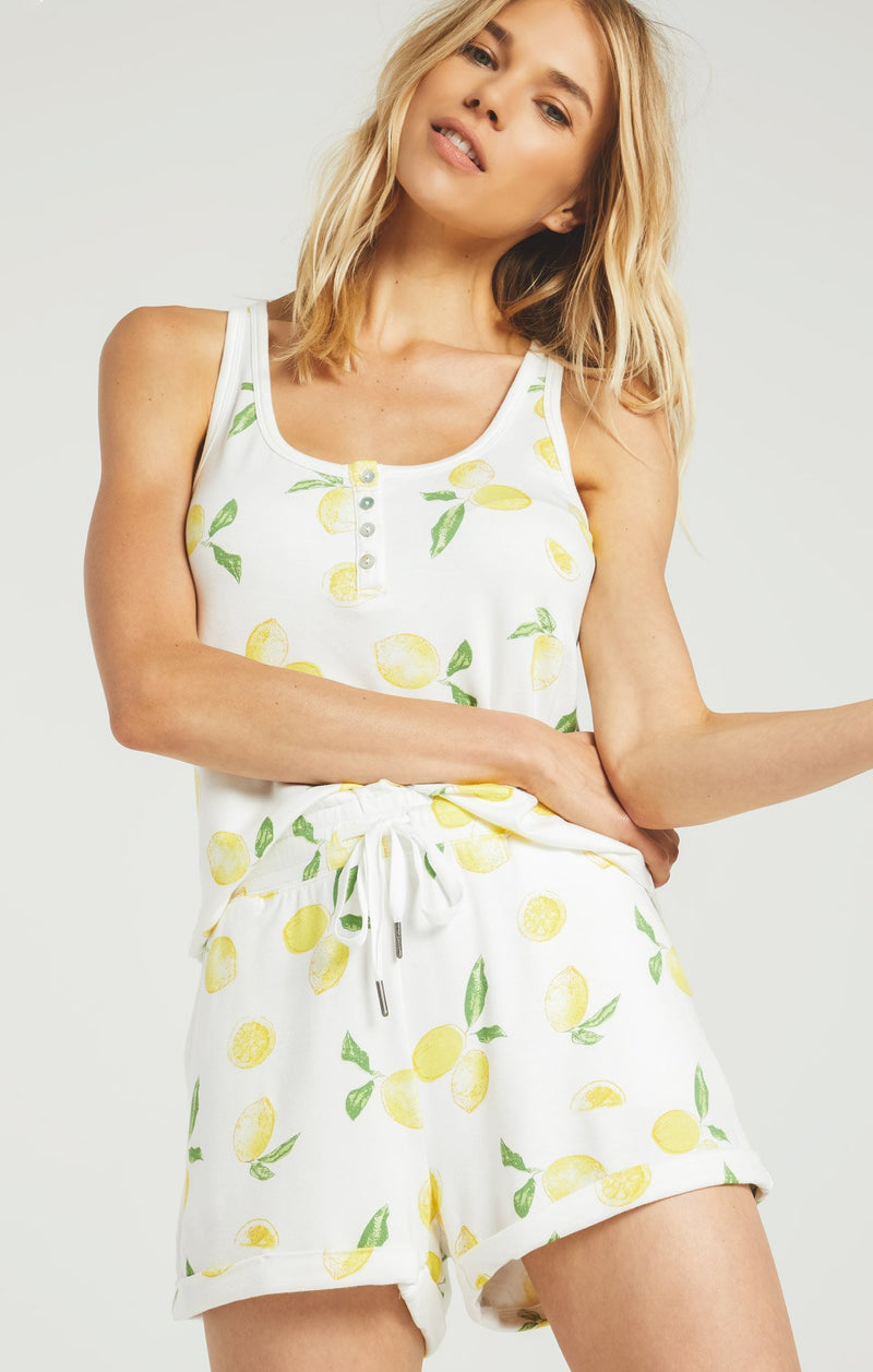 Copy of Limonata Cotton Lounge Short