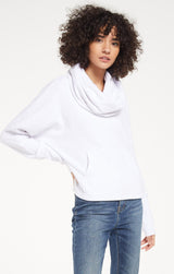 Easy Cowl Top by Z Supply