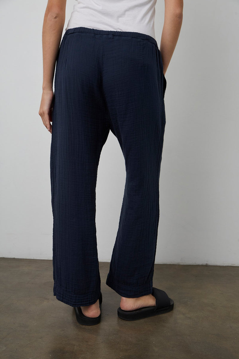 Franny Cotton Gauze Pant by Velvet