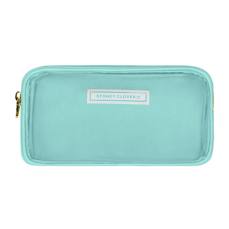 Classic Clear Small Toiletry Pouch by Stoney Clover