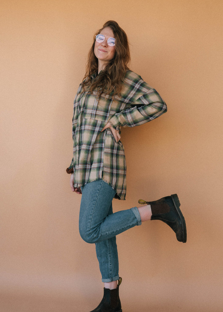 long pond flannel