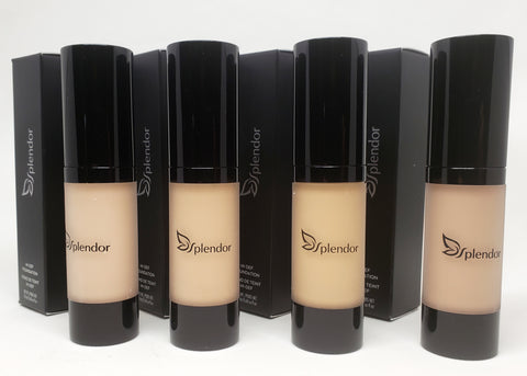 Hi Def Liquid Foundation - 4 shades available