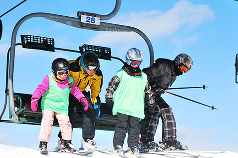 Holiday/New Year's Ski Program