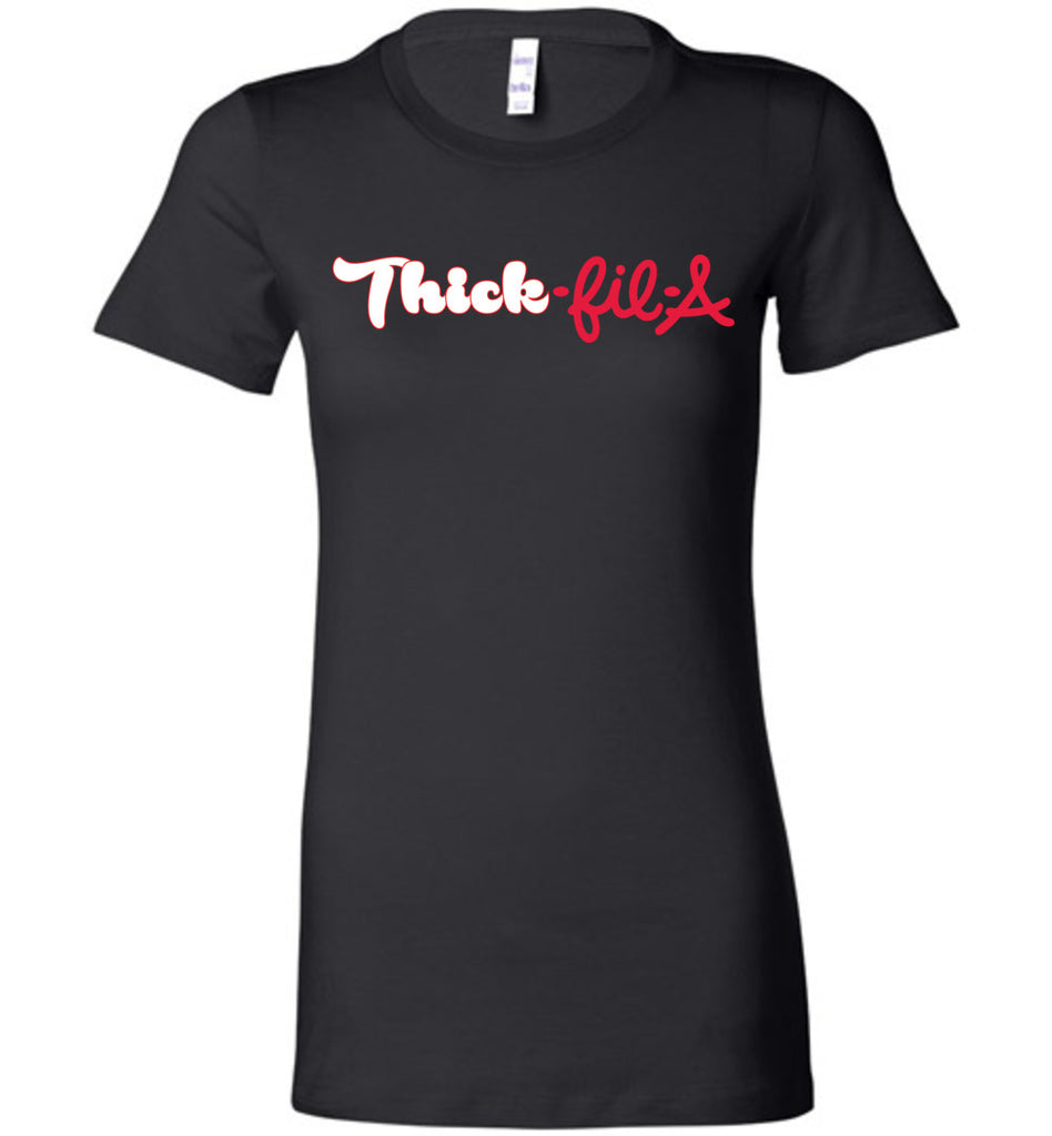 Thick-Fil-A [white] tee