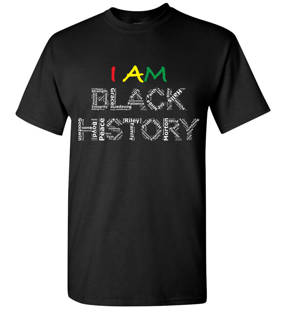 BHM Customizable Tee