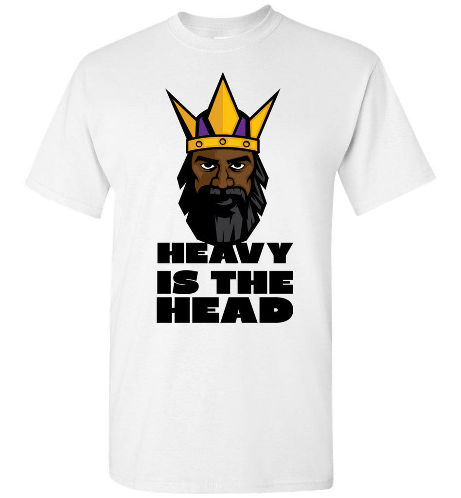Heavy is The Head Tee